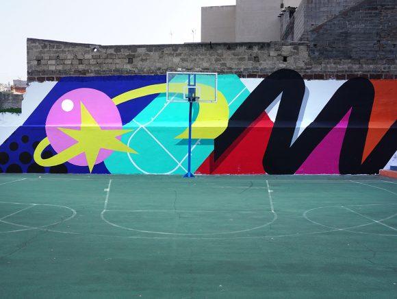 Iker Muro - Sports Courts 001