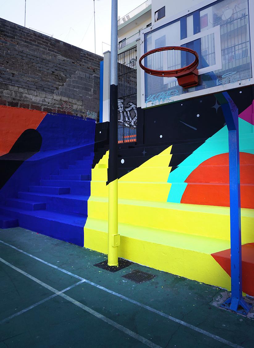Iker Muro - Sports Courts 03