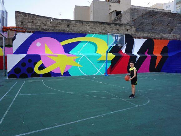 Iker Muro - Sports Courts 06