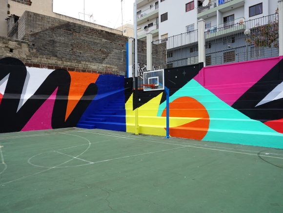 Iker Muro - Sports Courts 07