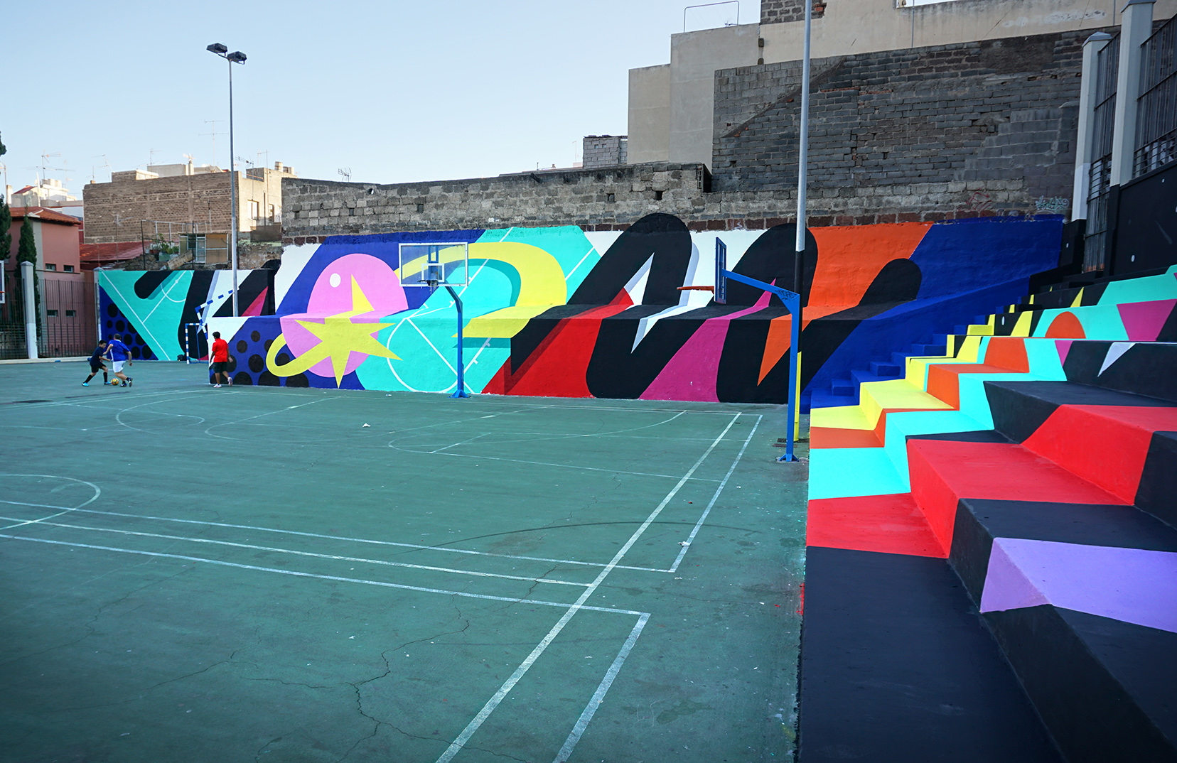 Iker Muro - Sports Courts 10