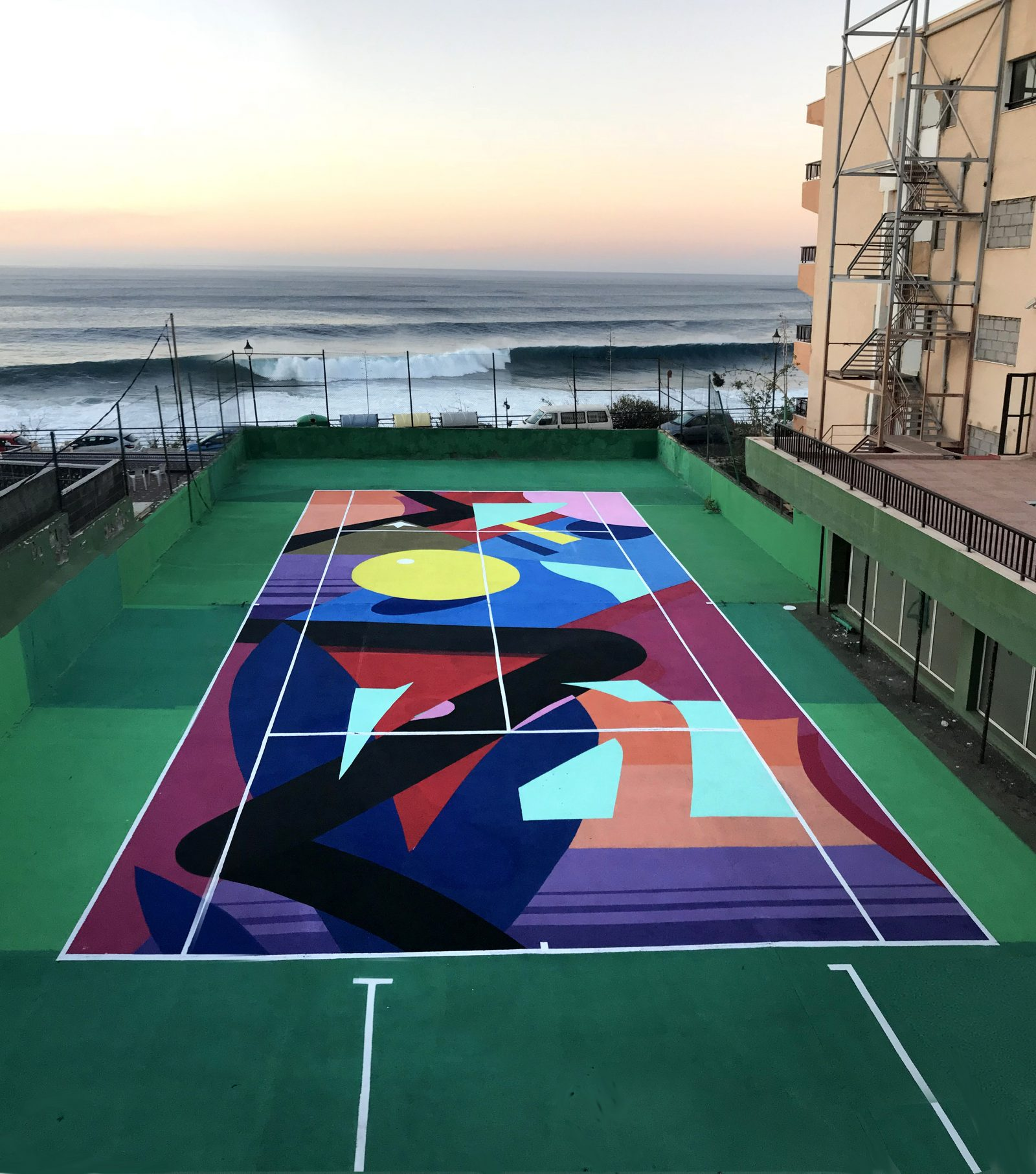 canchaiker muro - sports courts 1