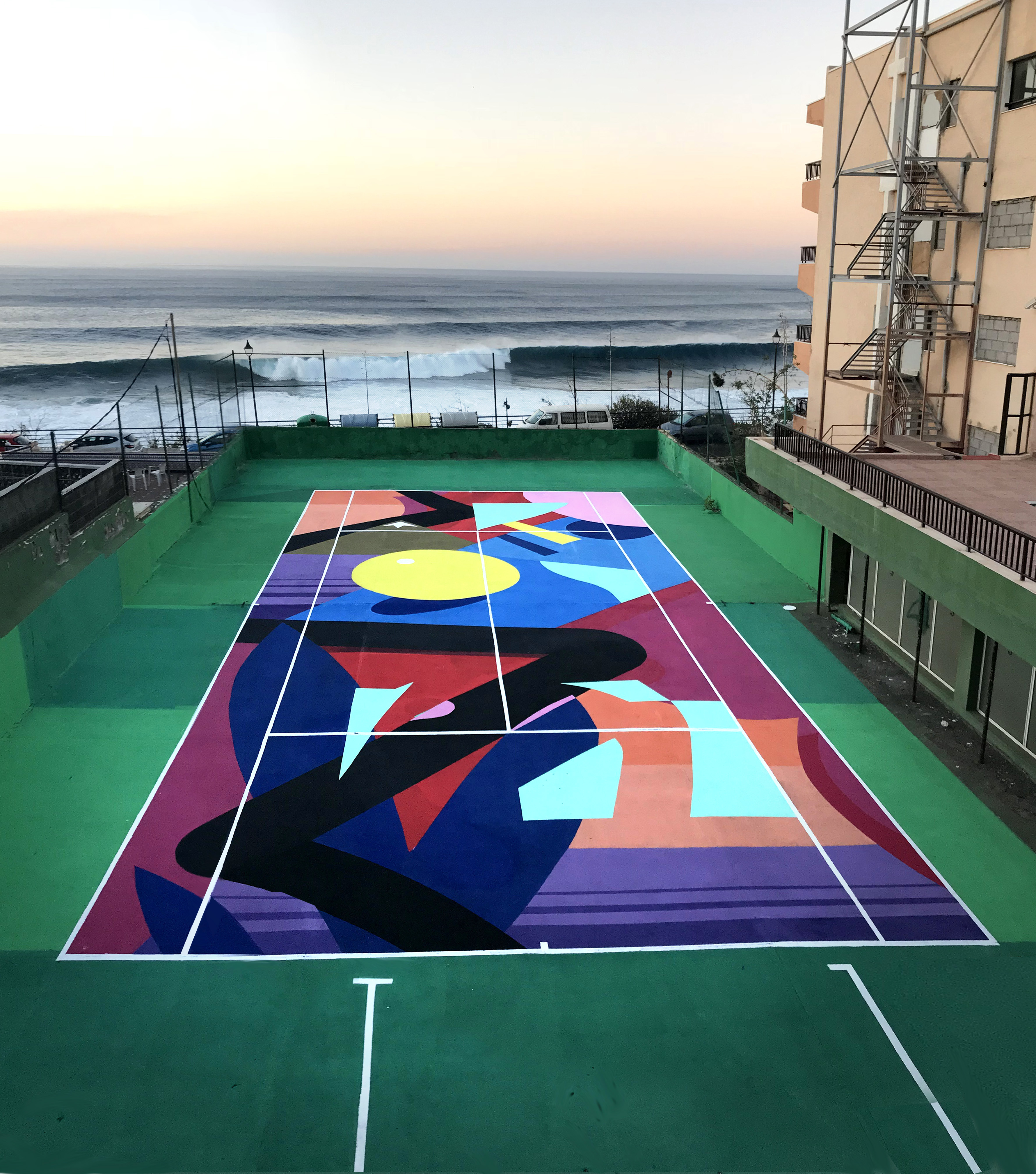 Court – Bajamar – Tenerife