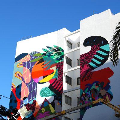 Canary Islands, 2016 /17. Sumérgete en Santa Cruz