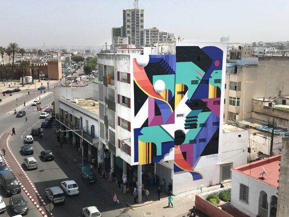 Morocco, April 2018 for Jidar festival