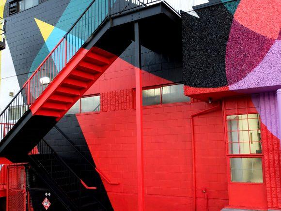 Vancouver Mural Festival. - Murone