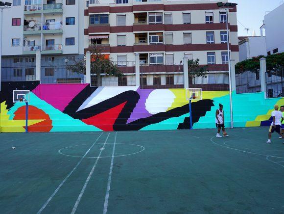 Iker Muro - Sports Courts 08