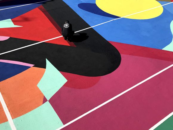 iker muro - sports courts